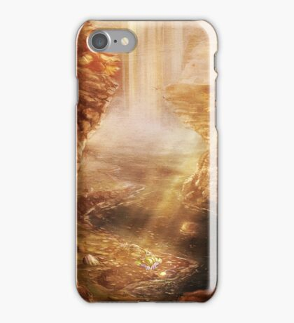 CT: A Hero is Born [Chronicles of Time] iPhone Case/Skin