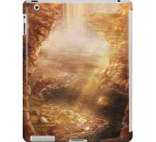 CT: A Hero is Born [Chronicles of Time] iPad Case/Skin