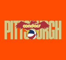 DEFUNCT - PITTSBURGH CONDORS Kids Tee