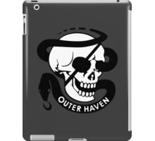 MGS - Outer Haven Skull iPad Case/Skin