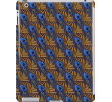 Peacock feathers I iPad Case/Skin