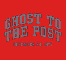 Ghost to the Post Kids Tee