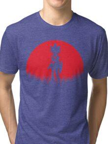 Yami Yugi RedMoon Tri-blend T-Shirt