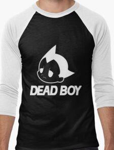 DEAD BOY BLACK Men's Baseball ¾ T-Shirt