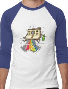 Vomit Camera Men's Baseball ¾ T-Shirt