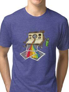 Vomit Camera Tri-blend T-Shirt