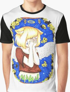 Hide Your Eyes Graphic T-Shirt