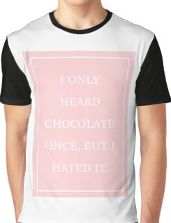 Pink The 1975 Graphic T-Shirt