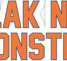 Halak Ness Monster Sticker