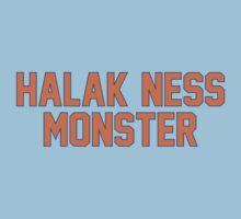 Halak Ness Monster One Piece - Short Sleeve