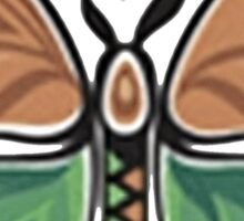 butterfly cute Sticker