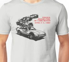 '82 Toyota Grand Prix Repro Unisex T-Shirt