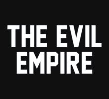 The Evil Empire One Piece - Short Sleeve