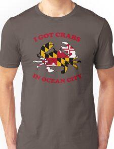 Ocean City Crabs Unisex T-Shirt