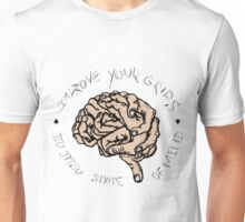 IMPROVE YOUR GRIPS Unisex T-Shirt