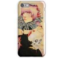 Morrighan iPhone Case/Skin