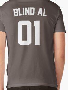 Blind Al Mens V-Neck T-Shirt