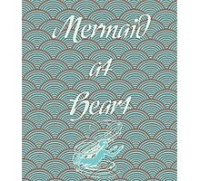 Mermaid at Heart Photographic Print