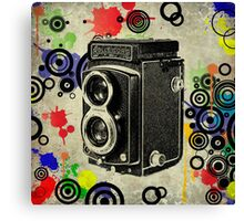 Rolley Canvas Print