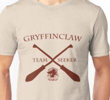 Gryffinclaw Team Seeker in Red Unisex T-Shirt