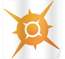 Pokemon Sun Poster