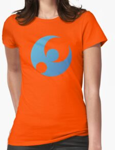 Pokemon Moon Womens Fitted T-Shirt