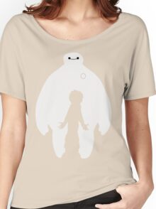 Baymax and Hiro Women's Relaxed Fit T-Shirt