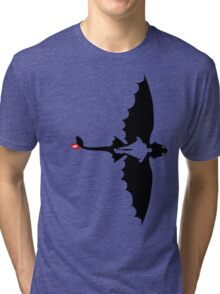 How to Train Your Dragon 2 Tri-blend T-Shirt