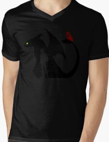 How To Train Your Dragon Mens V-Neck T-Shirt