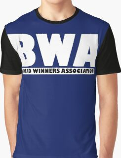 BWA Kevin Gates Bread Winners Graphic T-Shirt