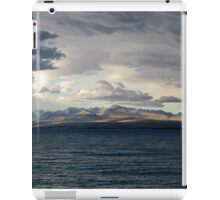 water..land..sky iPad Case/Skin