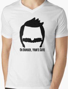 Bob Belcher- Bobs Burgers Mens V-Neck T-Shirt
