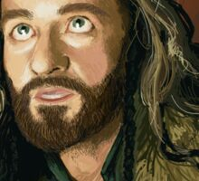 Thorin Oakenshield Sticker
