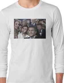 ND selfie Long Sleeve T-Shirt