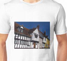 Timber Frame, George Street, Hadleigh Unisex T-Shirt