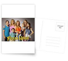 Fuller House Postcards