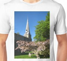 ' Inspired Blossom ' Hadleigh, Suffolk Unisex T-Shirt