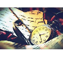 Like Clockwork  Photographic Print