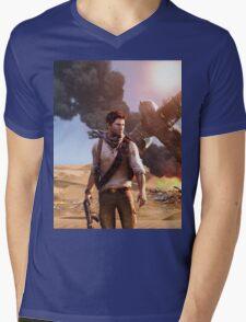 Nathan Mens V-Neck T-Shirt