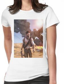 Nathan Womens Fitted T-Shirt