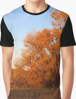 BEAUTIFUL AUTUMN DAY Graphic T-Shirt