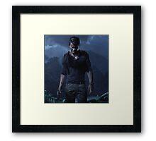 Thief's end Framed Print