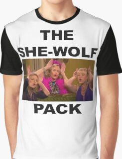 Fuller House  She-wolf Pack Graphic T-Shirt