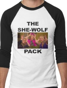 Fuller House  She-wolf Pack Men's Baseball ¾ T-Shirt