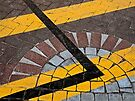 Brick and paint abstract by awefaul
