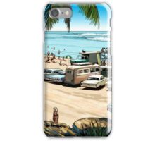 On the Rock -Vintage Retro iPhone Case/Skin
