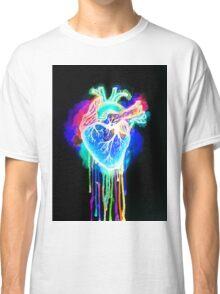 Bleeding Heart- Ghosted Classic T-Shirt