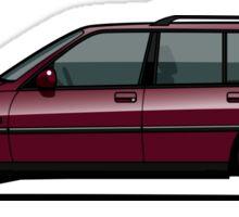 Opel Omega A2 3.0 24V Diamant Caravan Sticker