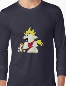 calvin n hobbes Long Sleeve T-Shirt
