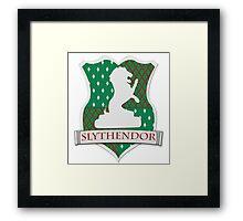 Slythendor Framed Print